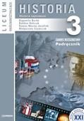 Okładka książki Historia 3. Historia najnowsza. Zakres rozszerzony