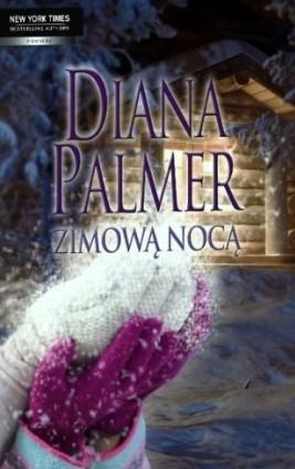 Okładka książki Zimową nocą