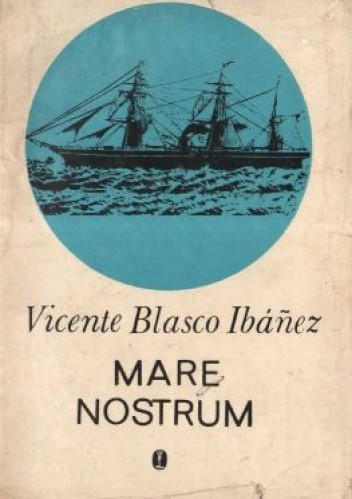 Okładka książki Mare Nostrum