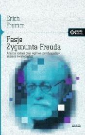 Okładka książki Pasje Zygmunta Freuda