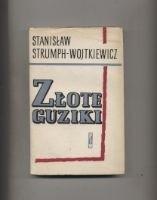Okładka książki Złote guziki. Nowele i szkice