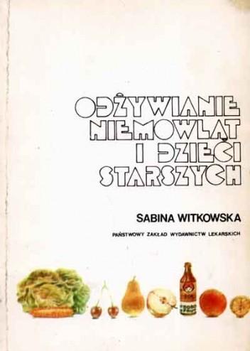 Okładka książki Odżywianie niemowląt i dzieci starszych