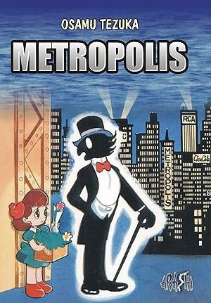 Okładka książki Metropolis