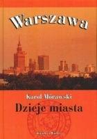 Okładka książki Warszawa - Dzieje miasta