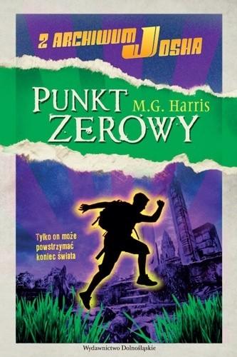 Okładka książki Punkt zerowy