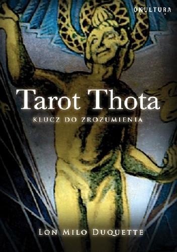 Okładka książki Tarot Thota