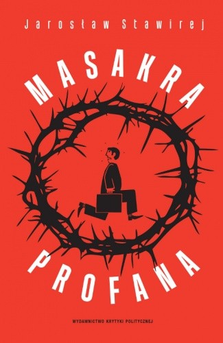 Okładka książki Masakra profana