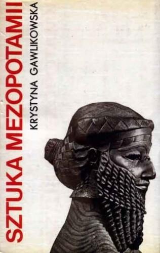 Okładka książki Sztuka Mezopotamii