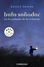 Okładka książki Bufo soñador en la Galaxia de la Tristeza