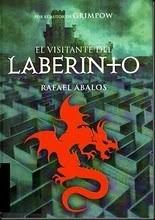 Okładka książki El Visitante del Laberinto