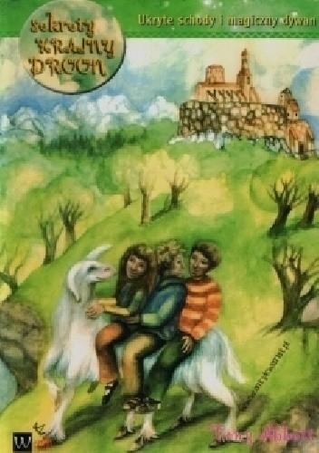 Okładka książki Ukryte schody i magiczny dywan