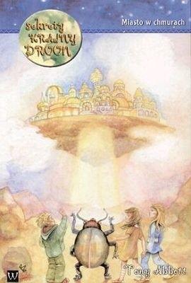 Okładka książki Miasto w chmurach