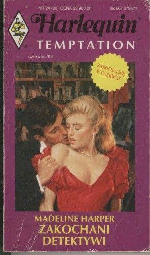 Okładka książki Zakochani detektywi