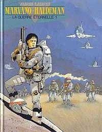 Okładka książki Wieczna wojna #1