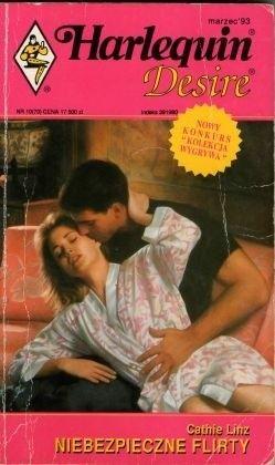 Okładka książki Niebezpieczne flirty