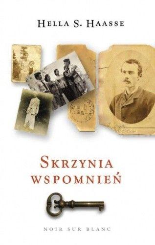 Okładka książki Skrzynia wspomnień