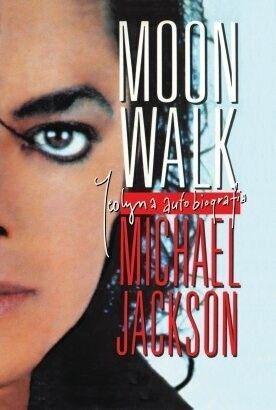 Okładka książki Jedyna Autobiografia. Michael Jackson