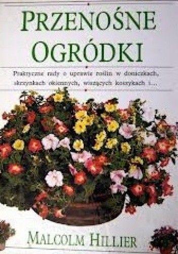 Okładka książki Przenośne ogródki