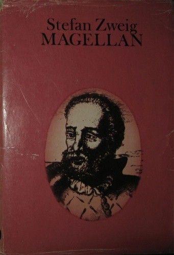 Okładka książki Magellan