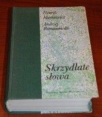 Okładka książki Skrzydlate słowa