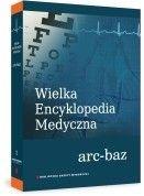 Okładka książki Wielka Encyklopedia Medyczna (arc-baz)