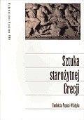 Okładka książki Sztuka starożytnej Grecji