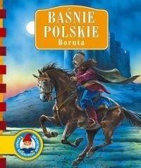 Okładka książki Baśnie polskie: Boruta