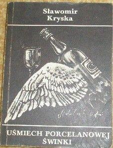 Okładka książki Uśmiech porcelanowej świnki