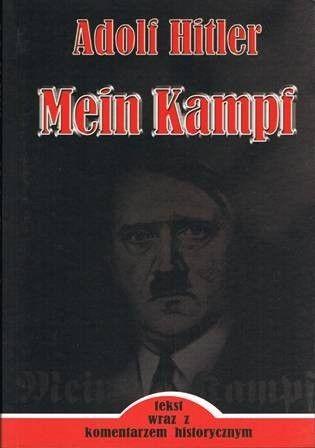 Okładka książki Mein Kampf