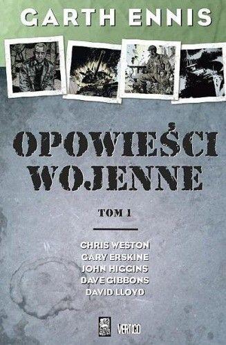 Okładka książki Opowieści Wojenne. Tom 1