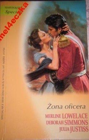 Okładka książki Żona oficera