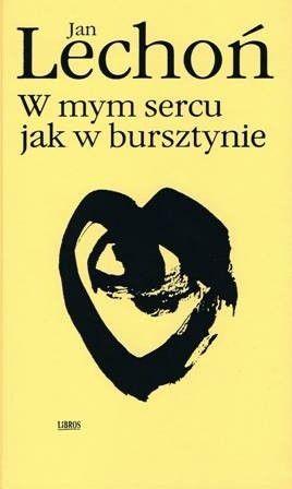 Okładka książki W mym sercu jak w bursztynie
