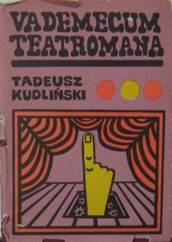 Okładka książki Vademecum teatromana