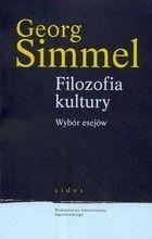 Okładka książki Filozofia kultury