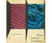 Okładka książki Poczet wielkich architektów