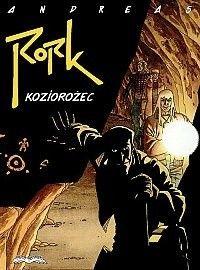 Okładka książki Koziorożec