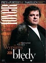 Okładka książki Foyer, nr 8 / luty 2005