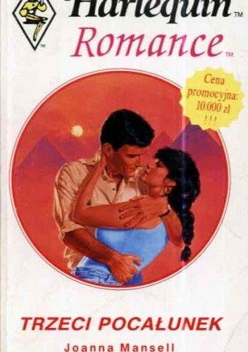 Okładka książki Trzeci pocałunek