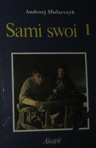 Okładka książki Sami swoi