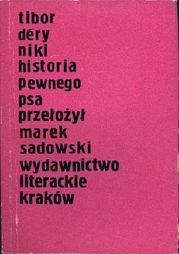Okładka książki Niki: historia pewnego psa