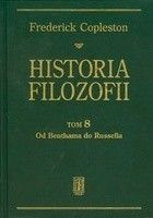 Okładka książki Historia filozofii. Tom 8. Od Benthama do Russella