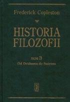 Okładka książki Historia filozofii. Tom 3. Od Ockhama do Suareza
