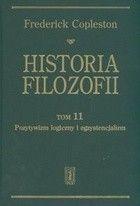 Okładka książki Historia filozofii. Tom 11. Pozytywizm logiczny i egzystencjalizm