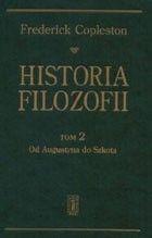 Okładka książki Historia filozofii. Tom 2. Od Augustyna do Szkota