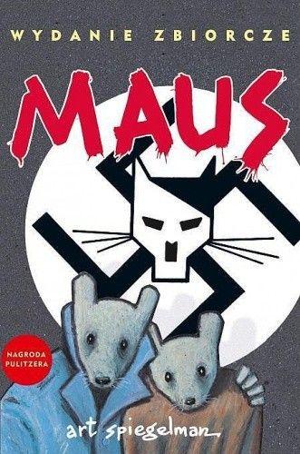 Okładka książki Maus