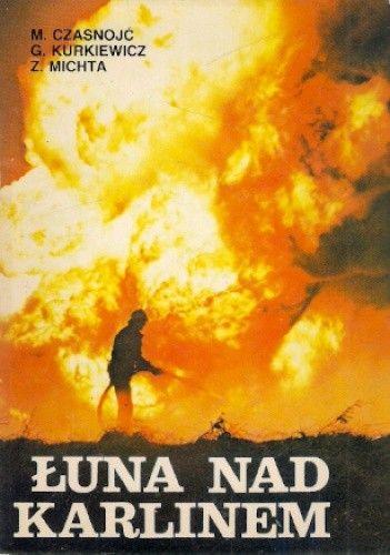 Okładka książki Łuna nad Karlinem