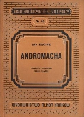 Okładka książki Andromacha