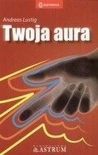 Okładka książki Twoja aura