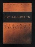 Okładka książki Dialogi filozoficzne