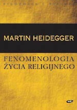 Okładka książki Fenomenologia życia religijnego